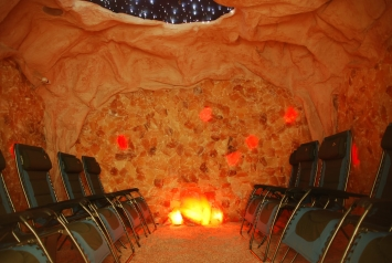 Serenity Salt Cave in Tennessee