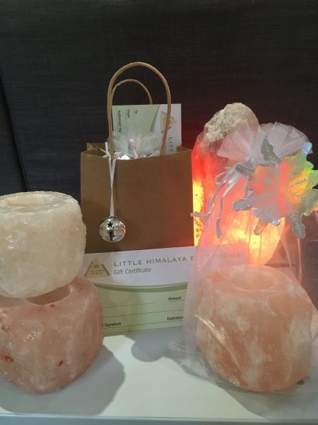 Salt Therapy Gift Voucher Offer